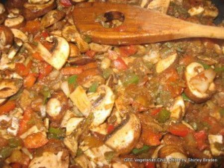 Gluten-Free Vegetarian Chili Gluten Free Easily