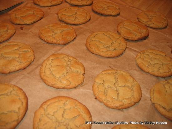 gluten free, dairy free, flourless, refined sugar free, peanut butter, sun butter, almond butter, cookies