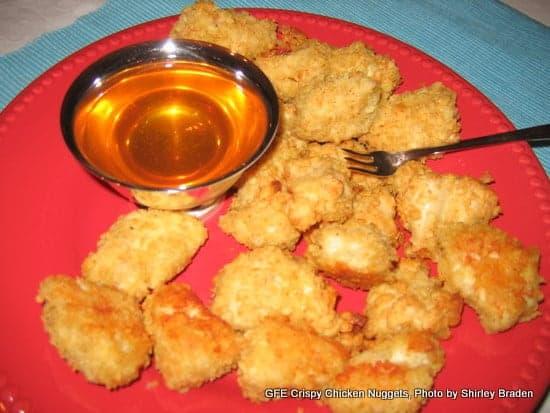 Homemade Gluten-Free Chicken Nuggets