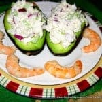 Crab-Stuffed Avocado