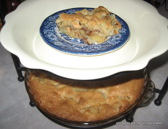 Gluten-Free Crustless Apple Pie Gluten Free Easily