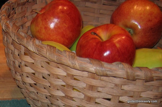 Apples for Gluten-Free Crustless Apple Pie Gluten Free Easily