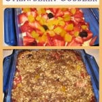 Strawberry (Fruit) Cobbler