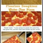 Flourless Gluten-Free Pizza