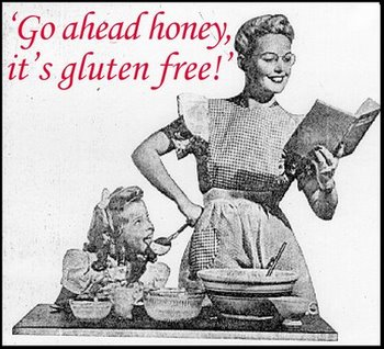 go ahead honey it's gluten free, Naomi Devlin, gluten-free recipes, nut free, peanut free, grain free