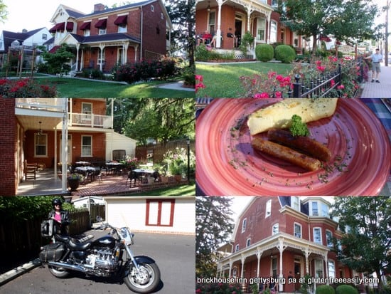 Brickhouse Inn Collage