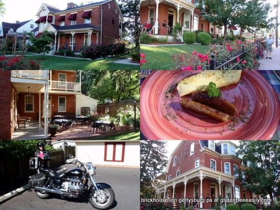 Brickhouse Inn Collage