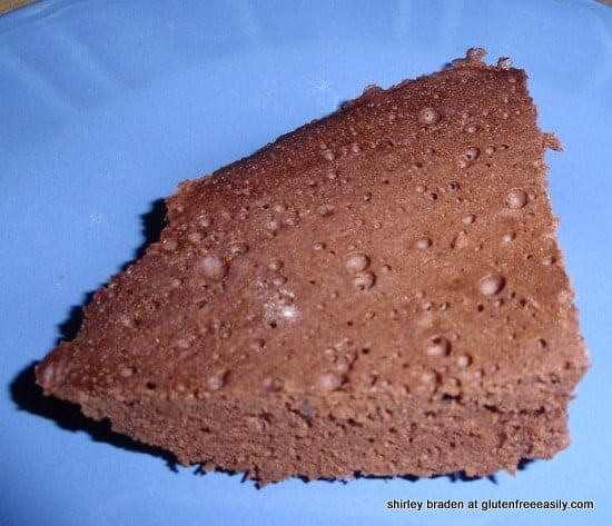 3-Minute Gluten-Free Maple Chocolate Cake (Gluten Free, Dairy Free, Refined Sugar Free)