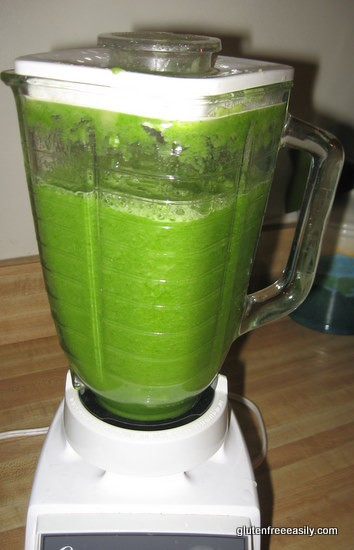 Green Smoothies and June Mtg 004