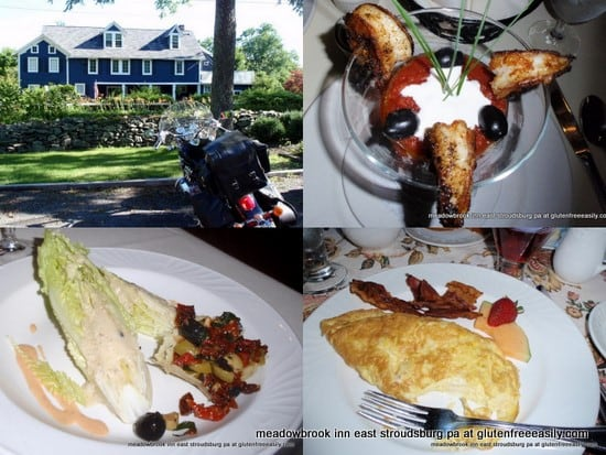 Meadowbrook Inn Collage