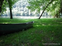 camping, Shenandoah River, Blue Ridge Mountains, gluten free, Go Ahead Honey It's Gluten Free