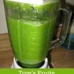 Tom's Fruity Medicine Chest Smoothie