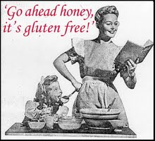 go ahead its gluten free