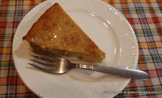 This Crustless Gluten-Free Pumpkin Pie is life changing! It makes pumpkin pie making so easy and delicious. Nobody ever notices that there's no crust with this pie; it's simply not needed. [from GlutenFreeEasily.com]