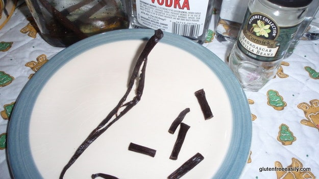 Vanilla Beans for Homemade Vanilla Extract