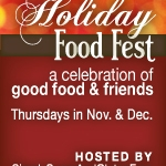 Announcing Holiday Food Fest
