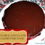 Double-Chocolate Clementine Cake (Gluten-Free, Grain-Free, Dairy-Free)