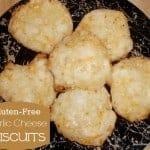 Gluten-Free Homemade Red Lobster Garlic Cheese Biscuits