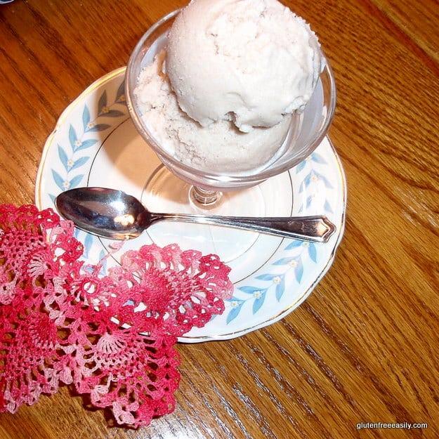 Honey Cinnamon Ice Cream 023