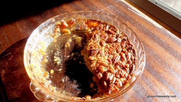 Gluten-Free Crustless Pecan Pie Gluten Free Easily