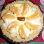 Raw Fruit & Nut Pie
