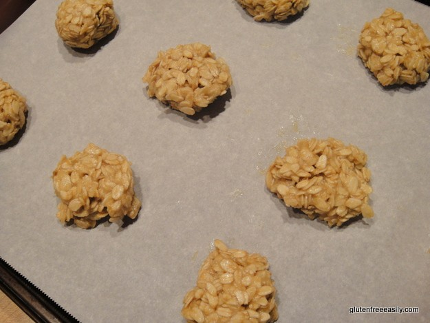 Flourless Gluten-Free Oatmeal Cookies at Gluten Free Easily