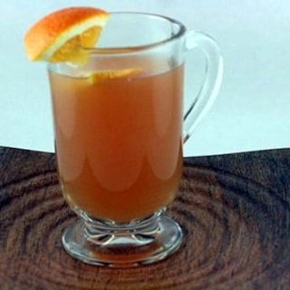 Slow Cooker Wassail, also known as Spiced Cider, can turn any day--but especially a super cold day--into something magical! Family friendly unless you add the brandy. [from A Year of Slow Cooking via GlutenFreeEasily.com] (photo)