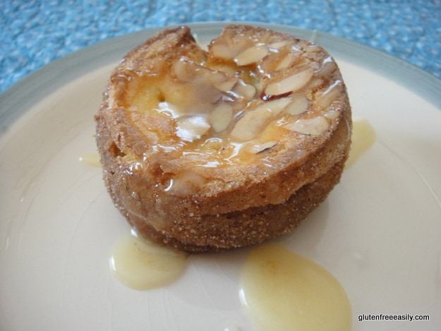 Almond Sugar Popovers