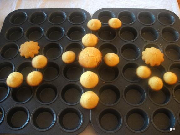 These Honey-Sweetened Gluten-Free Corn Muffins make for the Best Gluten-Free Corn Muffins ever! (photo) From GlutenFreeEasily.com.