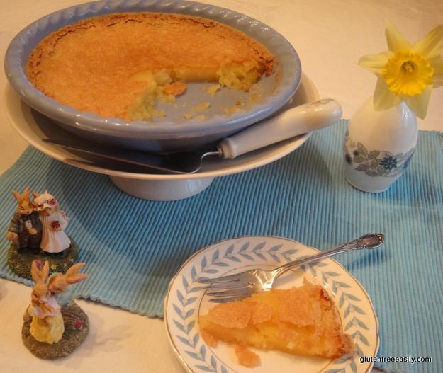 Vinegar Pie Gluten Free Easily