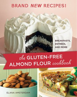 Flourless Chocolate Banana Honey Walnut Cake Recipe