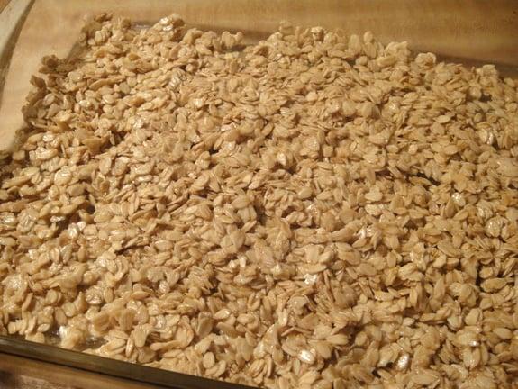 Gluten-Free Magic Oat Bars from gfe--gluten free easily