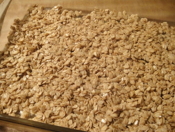 Gluten-Free Magic Oat Bars from gfe--gluten free easily