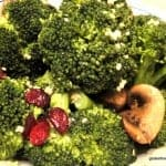 Garlic Lemon Broccoli