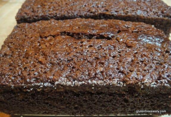 Gluten-Free Molasses Banana Bread