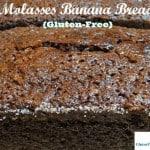 Molasses Banana Bread