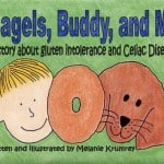 Bagels, Buddy, and Me by Melanie Krumrey