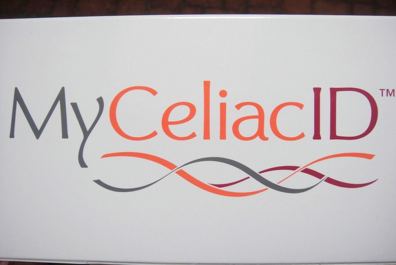 Celiac gene testing via MyCeliacID. At home celiac gene testing.