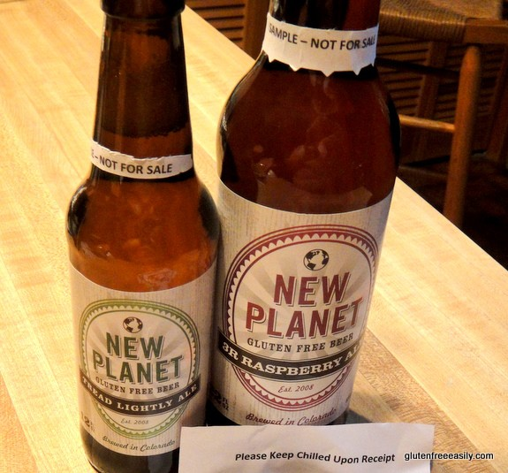 New Planet Beer Review | gfe--gluten free easily