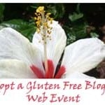 adoption, blogging event, adopt a gluten-free blogger, brittany angell, real sustenance