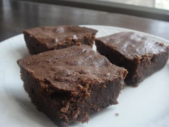 Big and Rich Gluten-Free Brownies