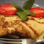 Carol Fenster's Gluten-Free Crepes made by me! [from GlutenFreeEasily.com]