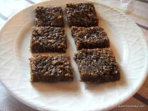 gluten free, dairy free, protein bars, fruit bars, Popeye, Friday Foodie Fix