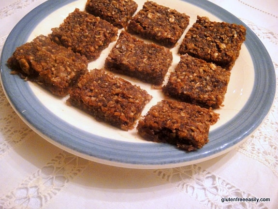 Gluten-Free Popeye Protein and Fruit Bars at Gluten Free Easily