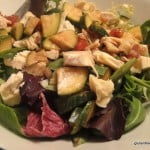 Fresh Zucchini Toss and More Salad