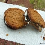 While classic s'mores are very much beloved, I think you'll find a new love with these gluten-free cookie S'mores! So simple and so good! [featured on GlutenFreeEasily.com]