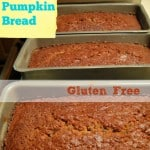 Gluten-Free Classic Pumpkin Bread. This is my go-to dessert/treat to take to family and friends. It's loved by all! [from GlutenFreeEasily.com] (photo)
