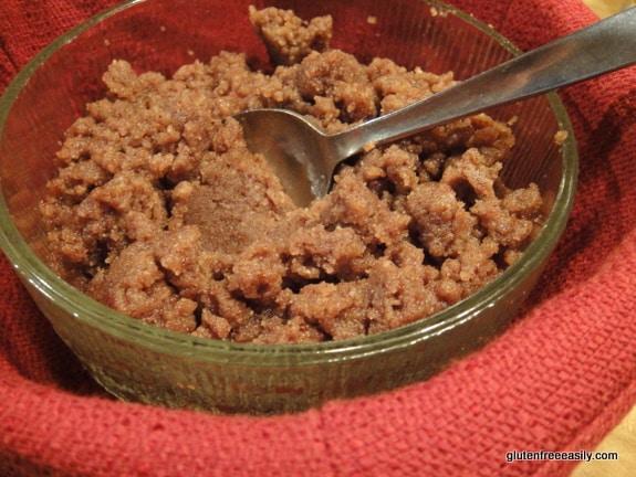 spiced maple pecan butter, nut butter recipe