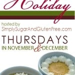 A Gluten-Free Holiday