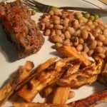 Sweet Potato Fries from Jenny at Creative Cooking Gluten Free